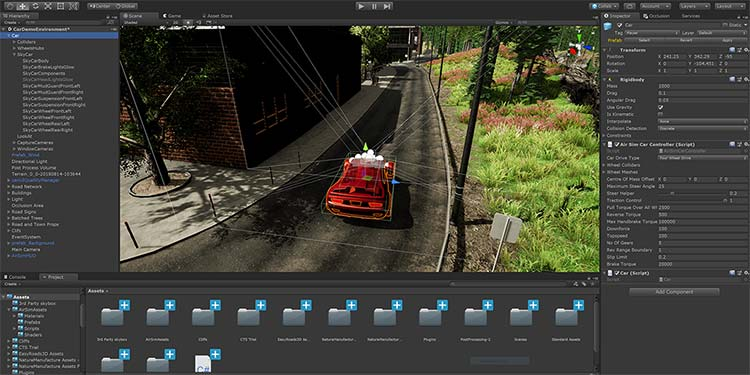 EasyRoads3D com - Unity Tools - No Speed limit - Fast results